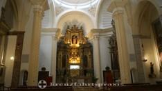 Pfarrkirche Sant Bartomeu - der Altar