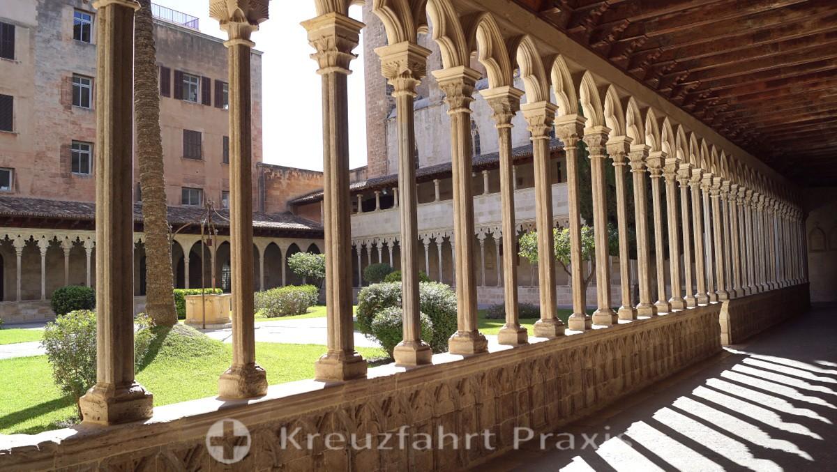 Kreuzgang des Klosters Sant Francesc