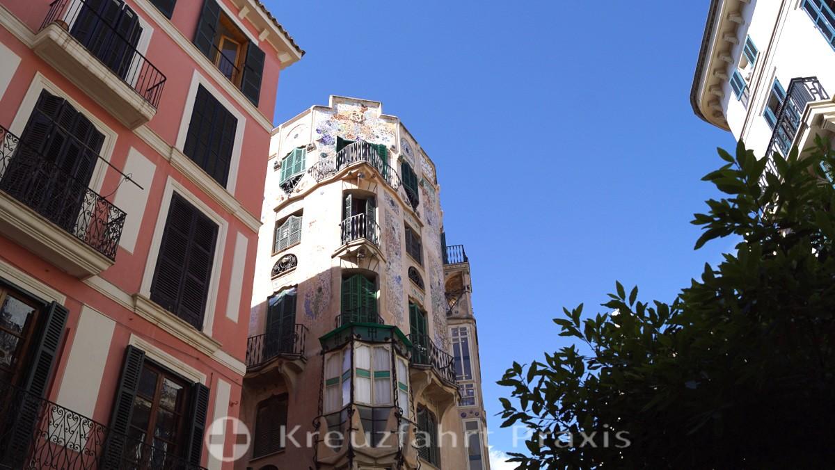 Haus im Modernisme-Stil - Can Forteza Rey