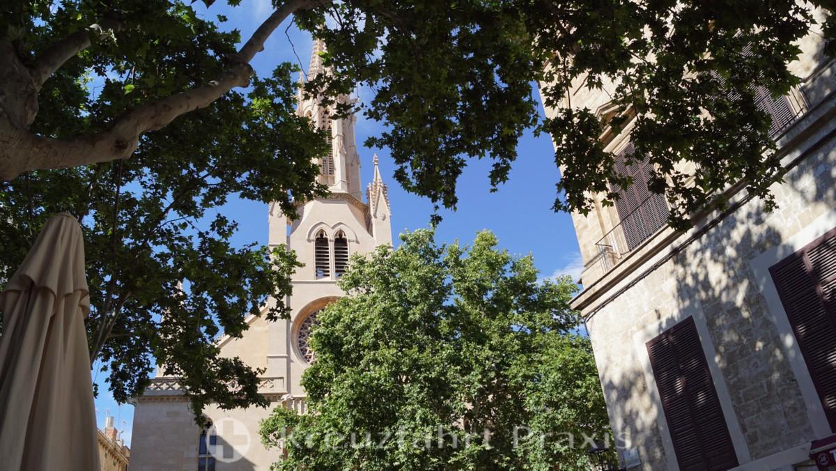 Palma de Mallorca - Santa Eulalia Church