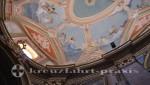 Deckengemälde der Karmeliterkirche