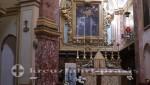 Altar der Karmeliterkirche
