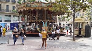 Das Carrousel de la Canebière