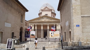 Die Kapelle der Vieux Charité