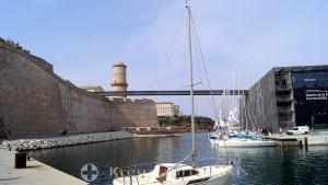 Fort Saint Jean and Tour du Fanal