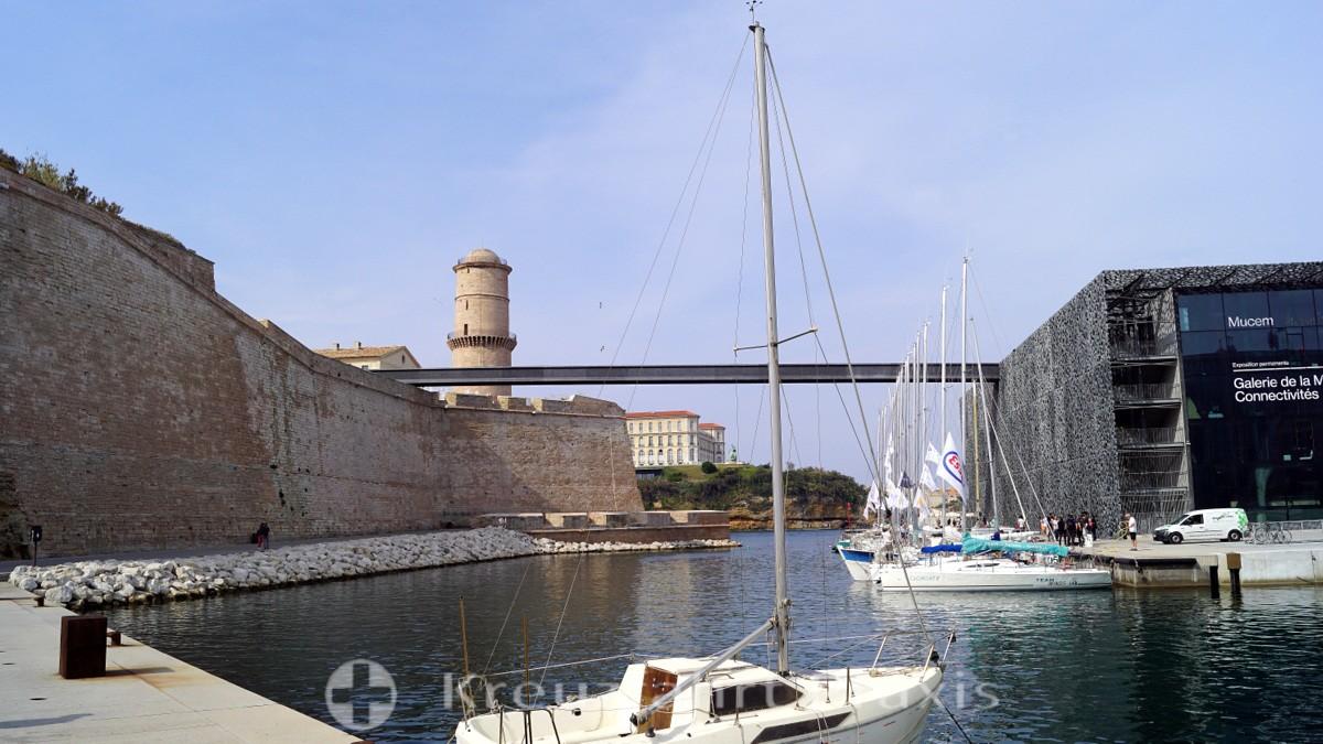 Fort Saint-Jean und der Tour du Fanal