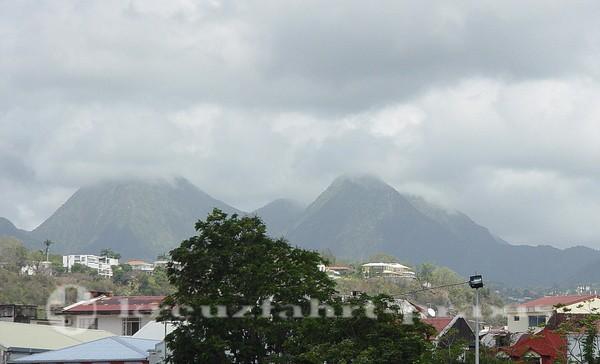 Martinique - Pitons du Carbet
