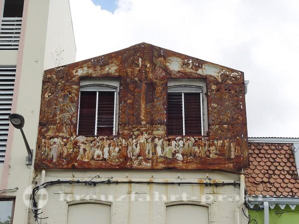 Martinique - Erinnerung an die Sklaverei