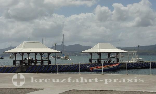 Martinique - Baie des Flamands
