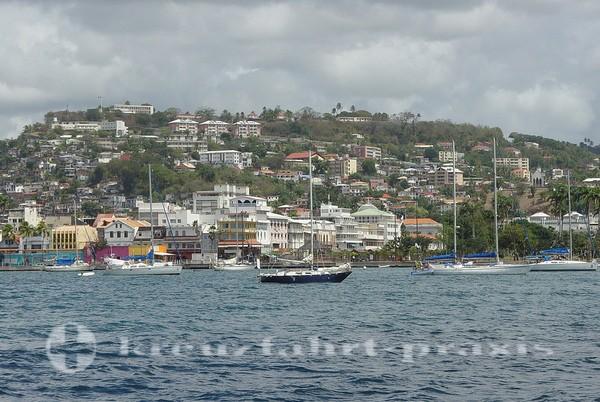 Martinique - Fort de France