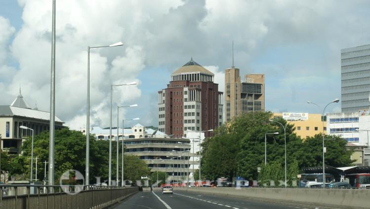 Mauritius - Zentrum von Port Louis