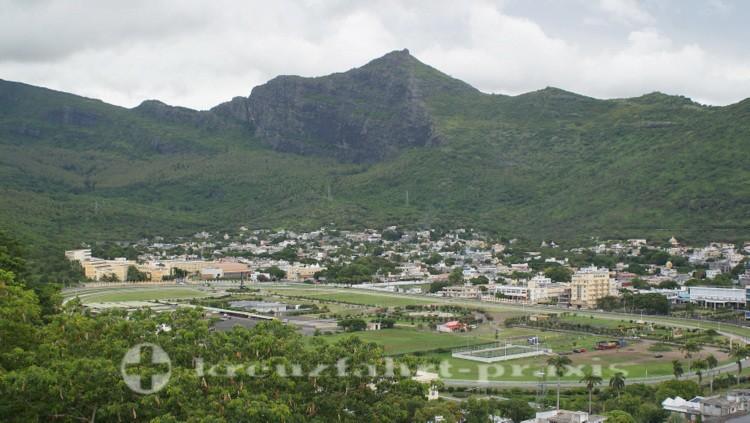 Mauritius - Port Louis - Champs de Mars-Rennbahn