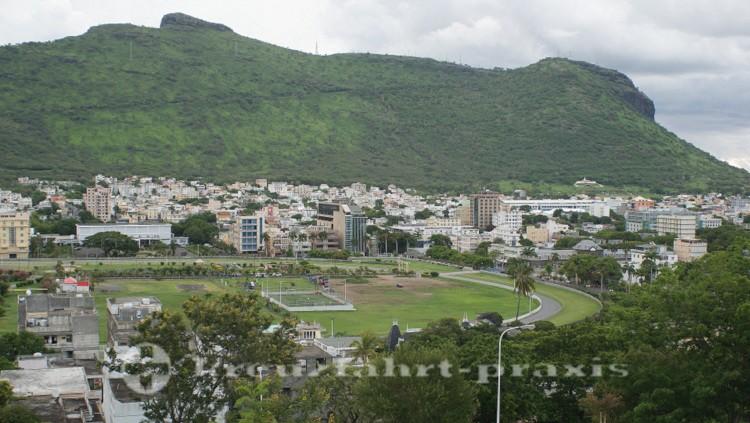 Mauritius - Port Louis - Champ de Mars Pferderennbahn