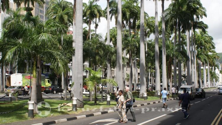 Mauritius - Port Louis - Place d'Armes