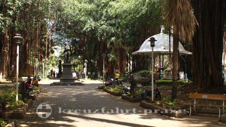 Mauritius - Port Louis - Les Jardins de la Compagnie