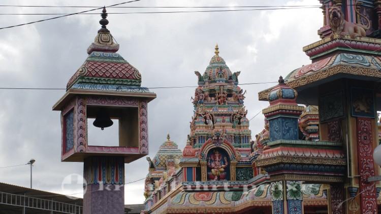 Mauritius - Port Louis - Sri Maryamen Hindu Tempel