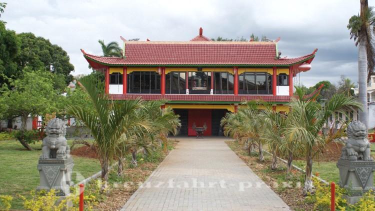 Mauritius - Port Louis - Kwan Lee Pagode