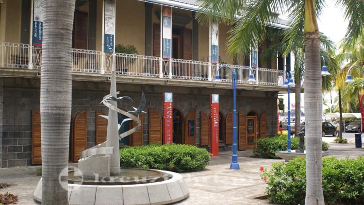 Mauritius - Port Louis - Blue Penny Museum