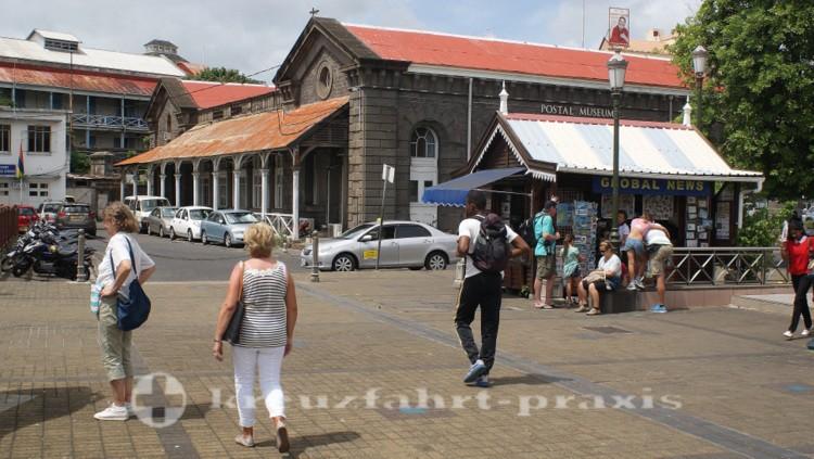 Mauritius - Port Louis - Postal Museum