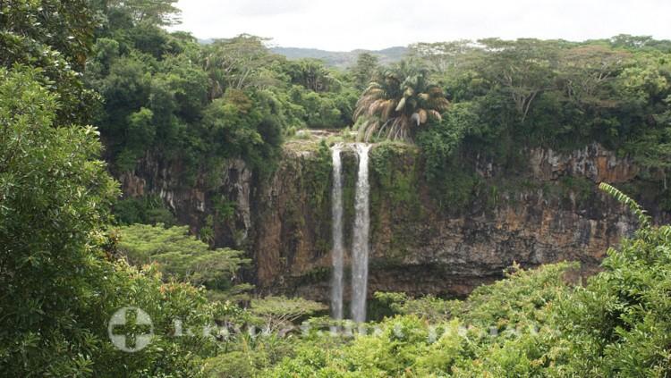 Mauritius - Chamarell Waserfall