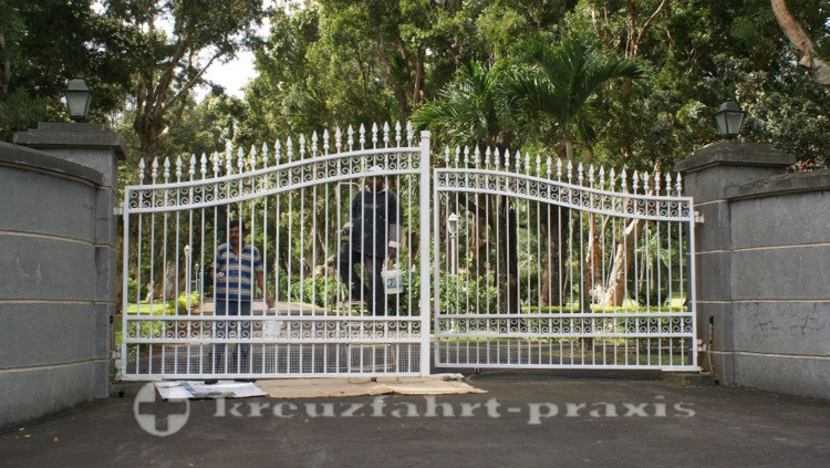 Mauritius - Clarisse House - Residenz des Premierministers