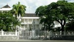 Mauritius - Port Louis - Government House
