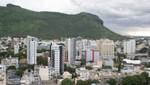 Mauritius - Port Louis - Von der Zitadelle gesehen