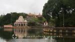Mauritius - Tempel am Grand Bassin