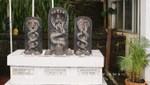 Mauritius - Grand Bassin - Altar