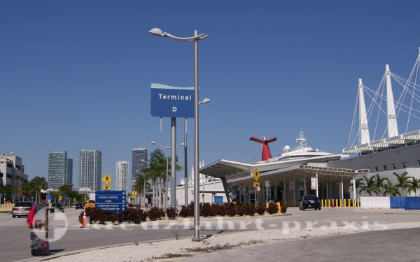 Port of Miami - Terminal D