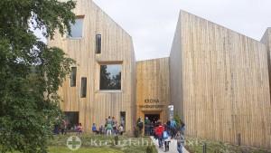 Molde - Romsdalsmuseet - Ausstellungszentrum Krona