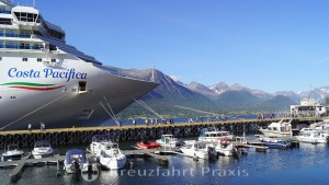 Costa Pacifica - Norway and North Cape