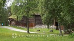 Hütte des Romsdalsmuseet