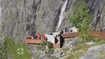Aussichtspunkt am Trollstigen