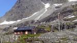 Hütte am Trollstigen
