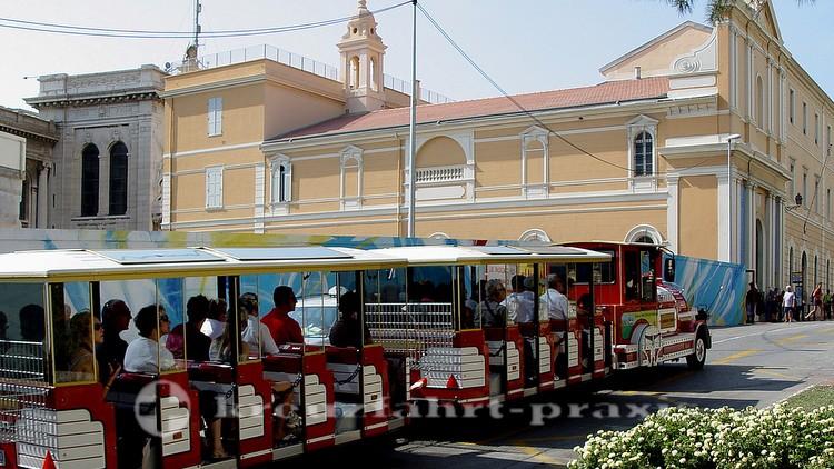 Monaco - Train Touristiqe