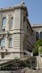 Monaco - Seitenansicht Ozeanographisches Museum