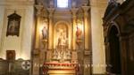 Seitenaltar der Kathedrale