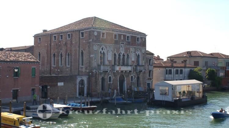 Murano - Palazzo da Mula