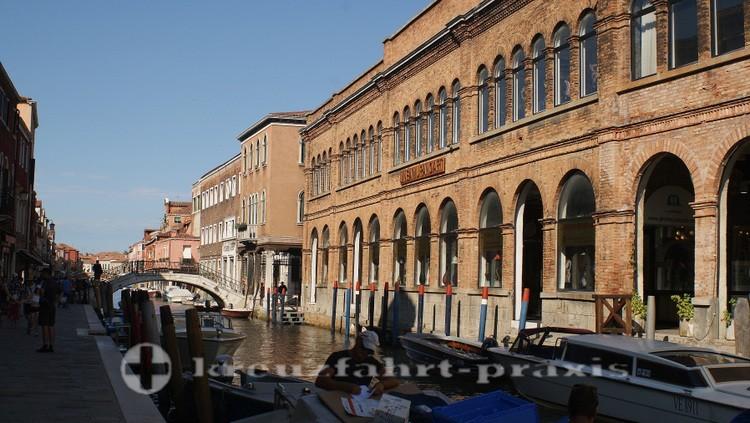 Murano - Glasfabrik und Ausstellung