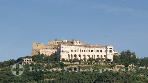 Certosa di San Martino und Castel Sant Elmo