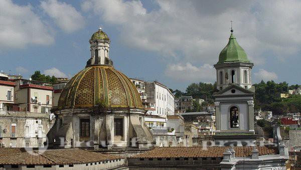 Neapel - Santa Maria della Sanità