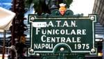 Neapel - Stazione Funicolare Centrale