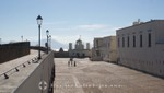 Neapel - Castel Sant' Elmo - Piazza d'Armi