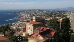 Neapel Chaia und Insel Iischia