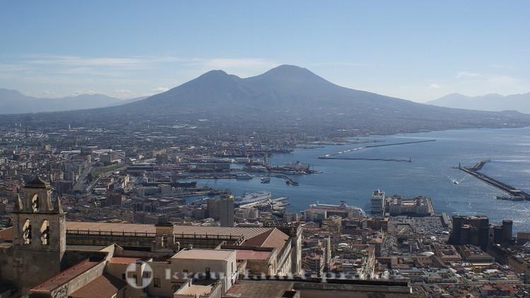 Neapel - Monte Vesuvio