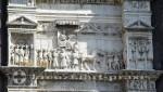 Castel Nuovo - Triumphzug Alfons V