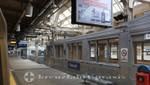 PATH-Train in der Newark Penn Station