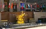 Rockefeller Center - Aufgang zum Top of the Rock