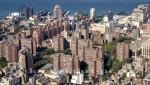 New York - Blick auf West Village und Hudson River